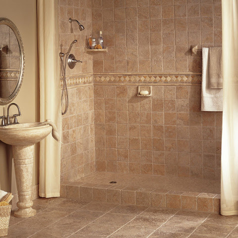 Bathroom Plans on In Your Bathroom Shower Is An Easy And Fun Way To Make Your Bathroom
