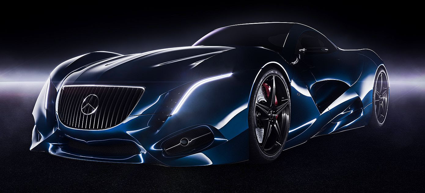 2020 Mercedes-Benz AMG SuperCar Concept