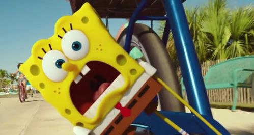 スポンジボブ映画2の日本語クリップが公開 スポンサー広告