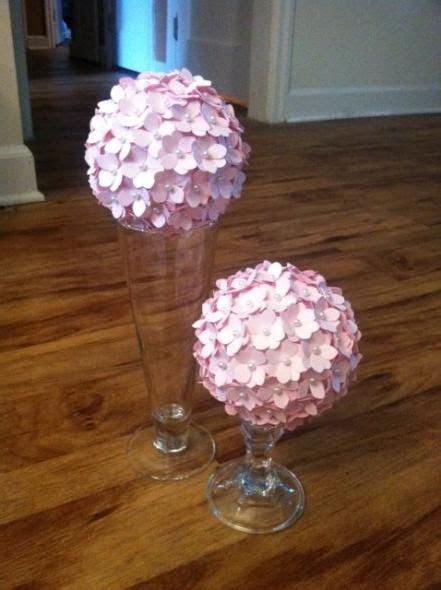 17 Best ideas about Paper Flower Ball on Pinterest   Paper