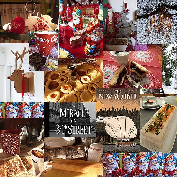 mosaïque Noël 2013