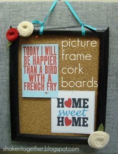 Cubicle makeover! on Pinterest