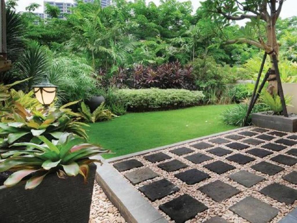 Jurnal Desain Taman Rumah Tinggal | Destaman