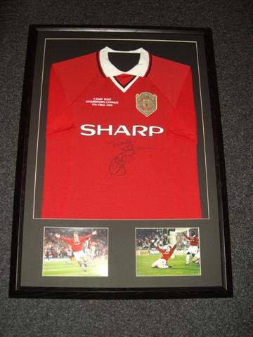 How We Frame Your Shirt Discount Football Shirt Framing North West