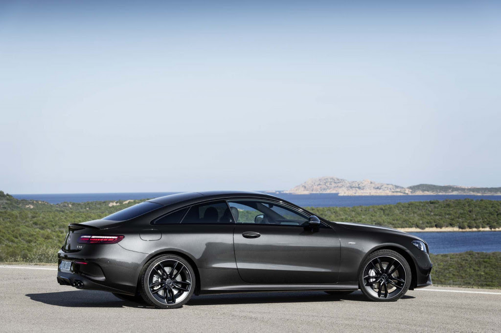 Tweaked 2021 Mercedes-Benz E-Class coupe and cabriolet ...