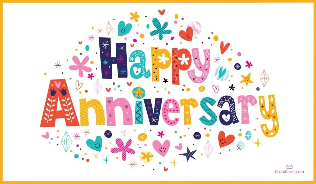 Anniversary Messages Someone Sent You A Greeting