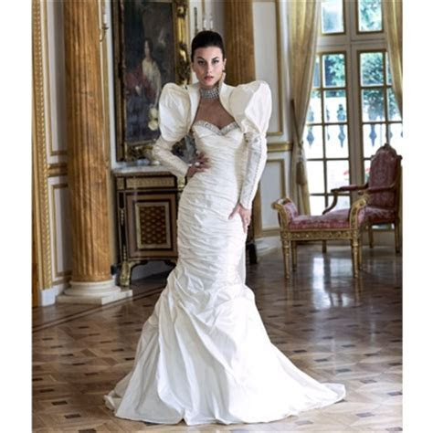 53 best 1980s style wedding dresses images on Pinterest