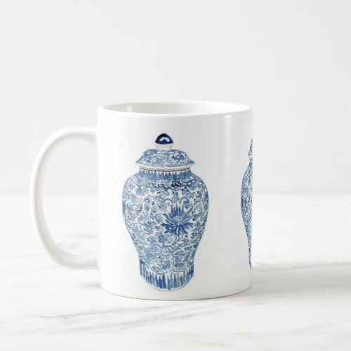 Ginger Jar Mug by Anne Harwell mug