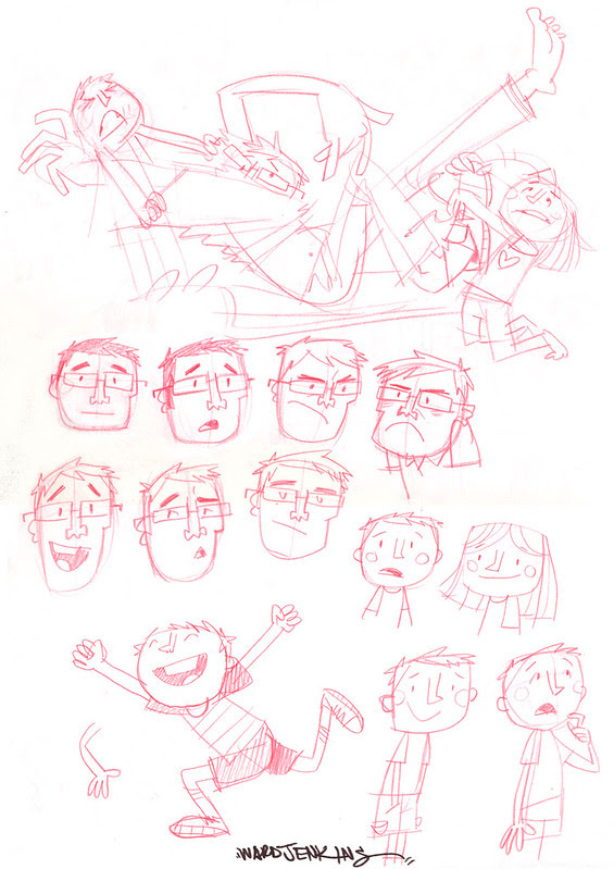 daddy sketches 2