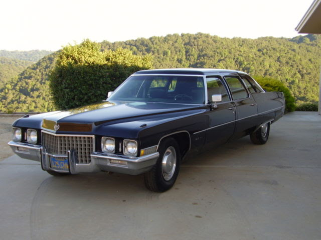 1971 Cadillac Fleetwood 75 Series Limousine for sale ...