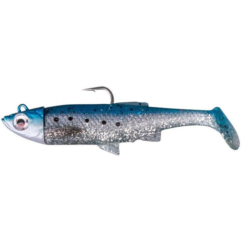 LEURRE SOUPLE ARME SAVAGE GEAR THE 3D SARDINE - 8CM