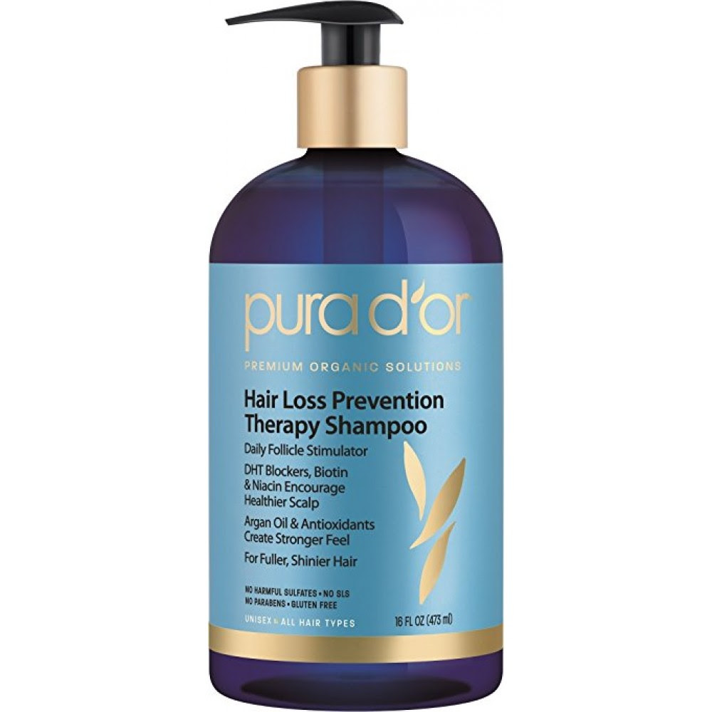 Buy PURA D'OR Hair Loss Prevention Therapy Premium Organic ...