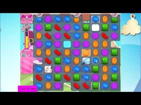 Candy crush saga all help candy crush saga level 1591 - 1600 candy crush ...