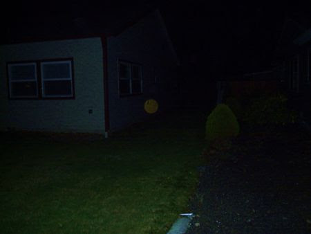 Seaside Oregon Ghost Pictures