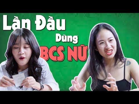 Lần đầu dùng Bao cao su.. NỮ | TRONG TRẮNG 113 | Các Biện Pháp Tránh Thai