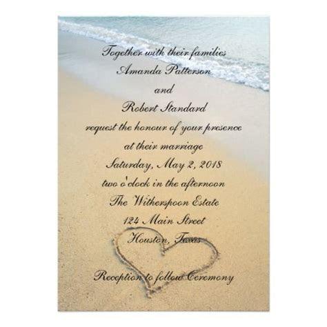 1000  ideas about Beach Wedding Invitations on Pinterest