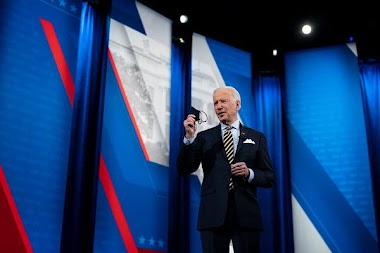 Covid-19 Live Updates: Biden Suggests Every American Could Be Offered Vaccine by August