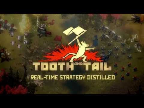 Tooth and Tail SEASON 2 2018 Cracked Games Free Download