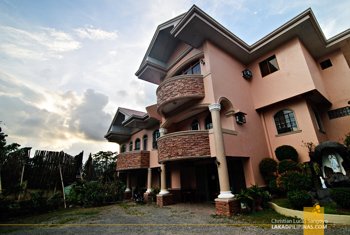 One of the Wings at Kalibo's La Esperanza Hotel