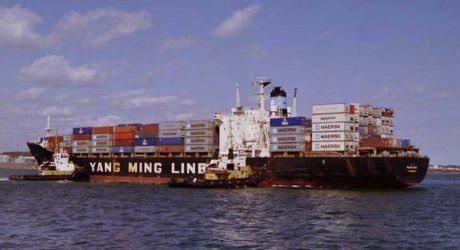 """""""Maersk Dubai"""""""