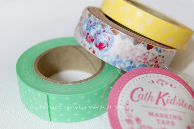 Cath Kidston washi tape