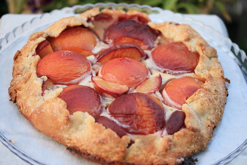 Summer Fruit Galette (Tuesdays with Dorie)