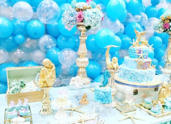 Baby Shower Blue Candy Buffet Ideas Home Decor Photos Gallery