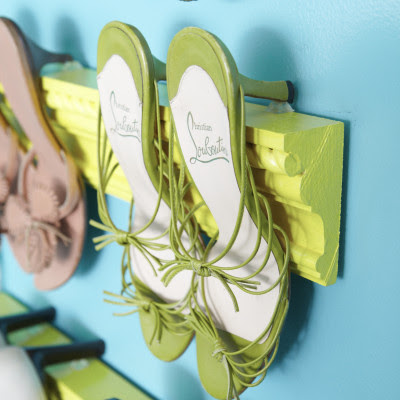 DIY Idea: A Very Creative Shoe Storage Idea From 'Living In A ...