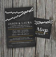 Free Stylish Chalkboard Save the Date template, enter info