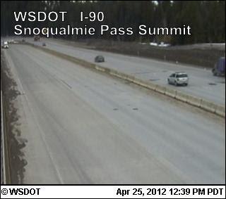 Snoqualmie Pass I 90