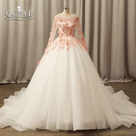 Aliexpress.com : Buy QSYYE 2018 Vintage Ball Gown Wedding