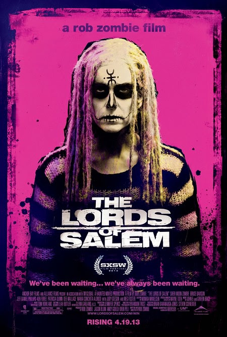 The Lords of Salem - Poster pink