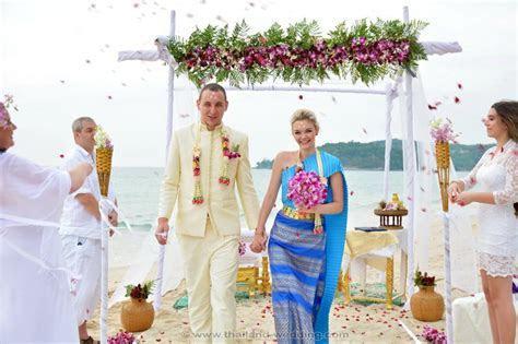 Phuket Beach Thai Wedding Ceremony : Kira   Robert