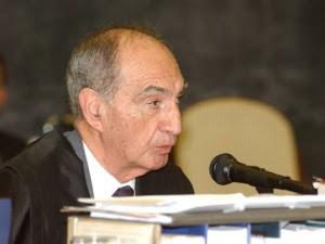 Milton Luiz Pereira morreu aos 79 anos, em Curitiba (Foto: Divulgação/ STJ)