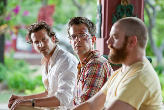the hangover 2 movie. The Hangover Part II hits
