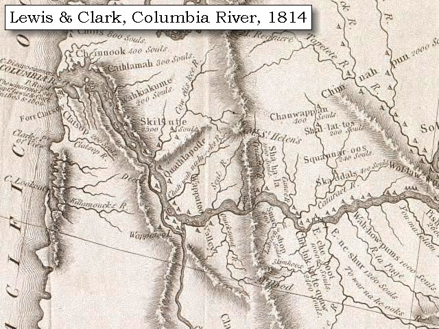 The Volcanoes Of Lewis And Clark Mount Hood Summary