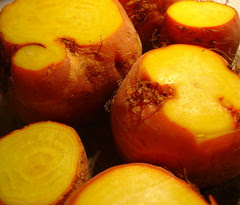 golden beets