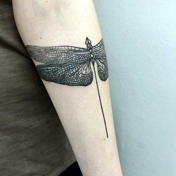 New and Trendy Dotwork Tattoo Ideas for 2016 (14)