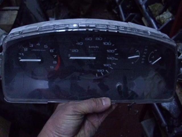 Honda Civic 1998 Sigorta Kutusu Semasi