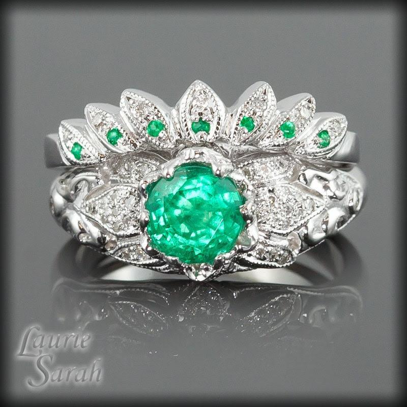 Ola S Blog 10k White Gold 1 2ct Tdw Black Diamond Ring Lovely
