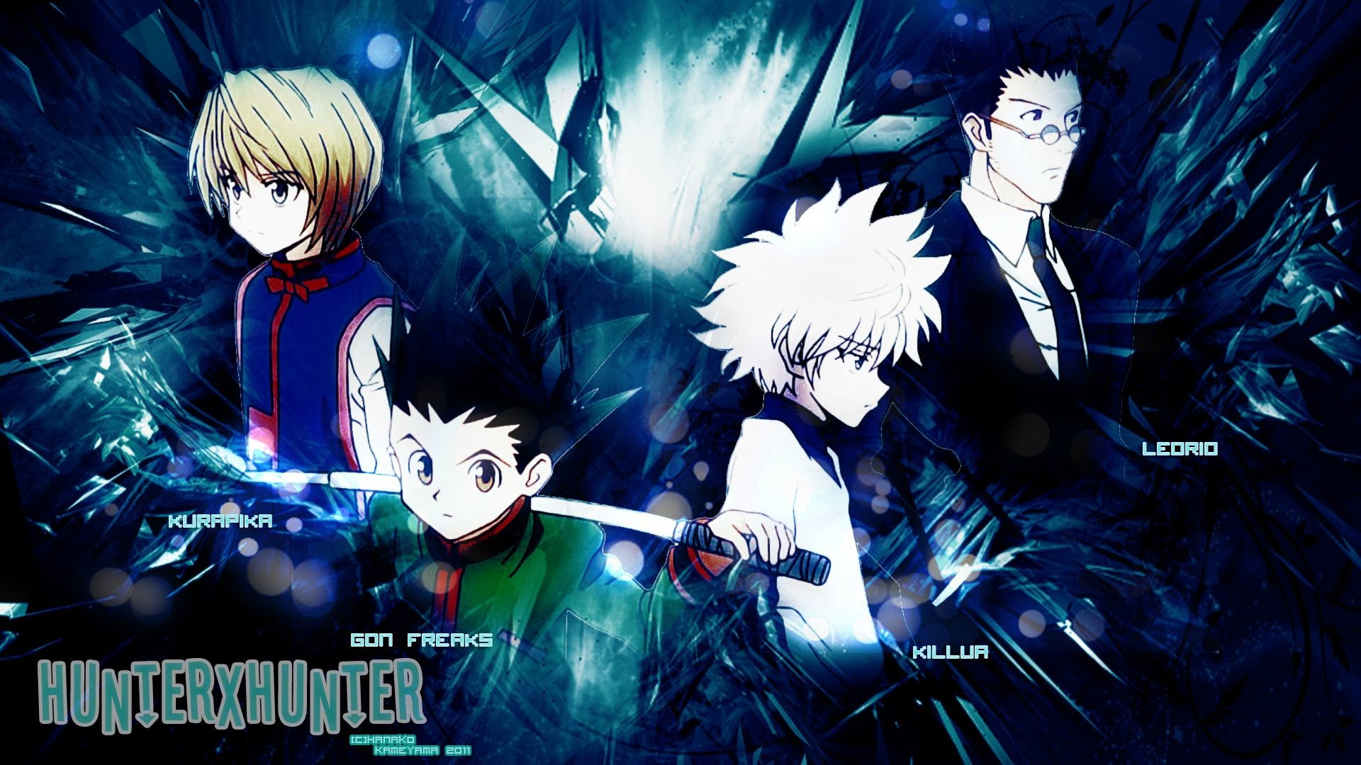 Hunter X Hunter Hd Wallpaper 70 Images