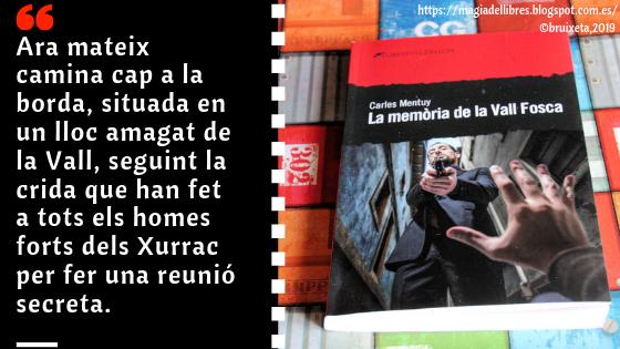 La memòria de la Vall Fosca de Carles Mentuy