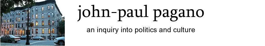 John-Paul Pagano: An inquiry into politics and culture