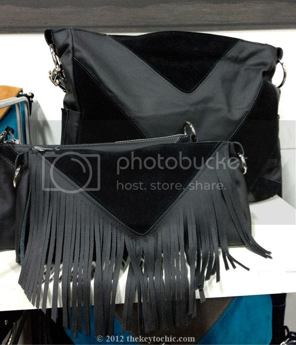 Souldier fringe handbags