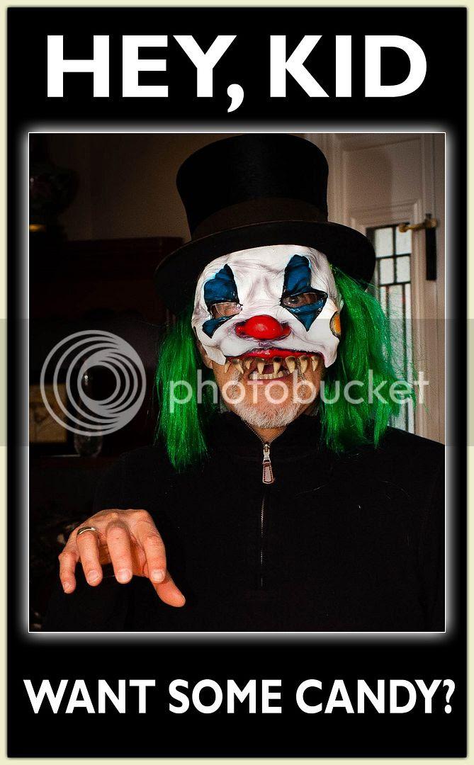 Scary Clown Elisson