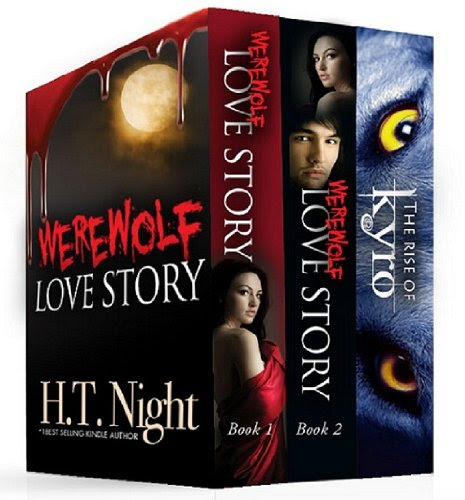 Entwined Series Box Set by H.T. Night