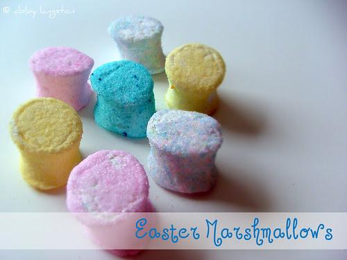 DIY Easter Peeps
