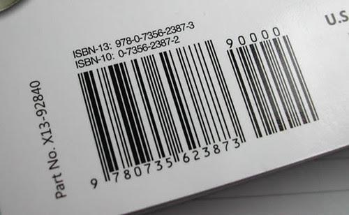 ISBN-barcode[1] by BillPe.