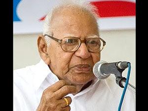 V R Krishna Iyer