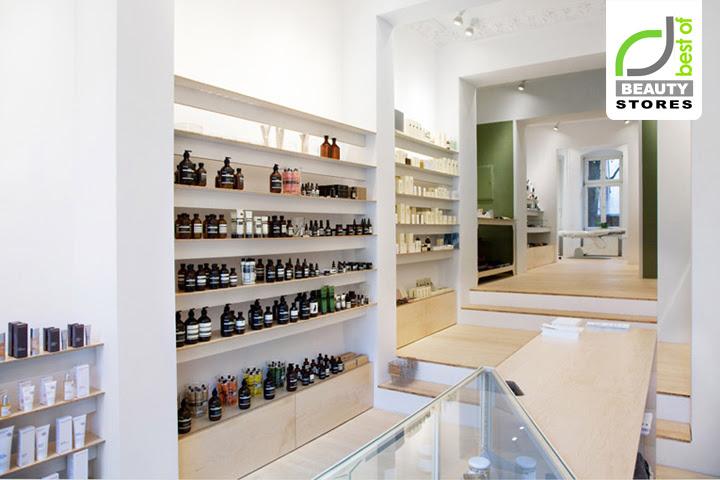 cosmetics » Retail Design Blog